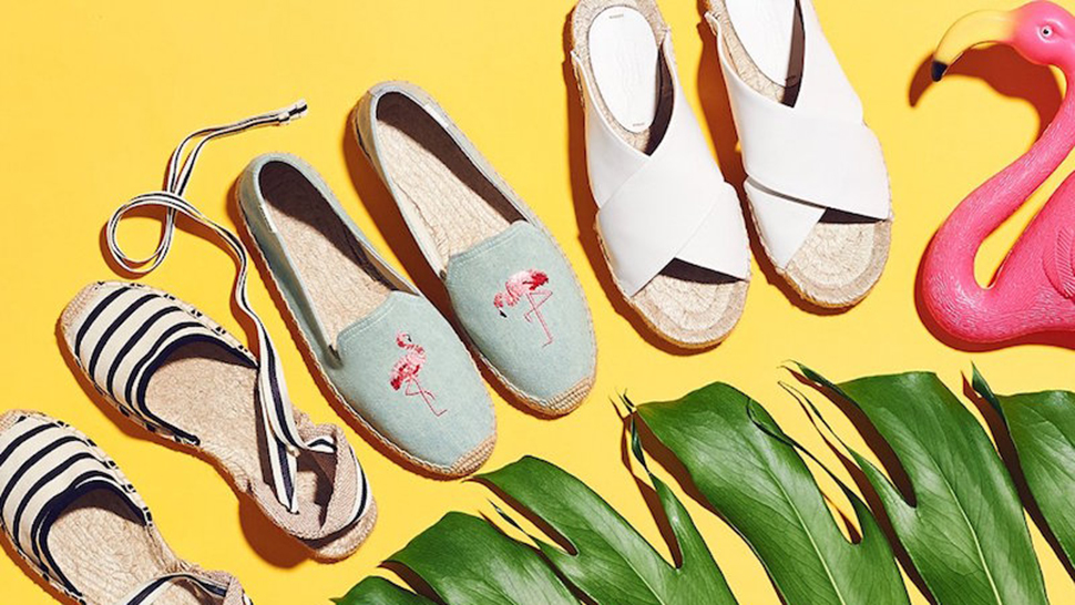 The Ultimate Lazy Day Shoe Is Back
