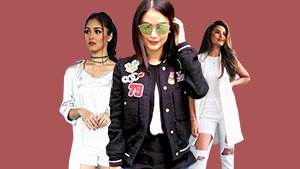 Heart Evangelista's Patched Varsity Jacket And More From This Week's Top Celebrity Ootds