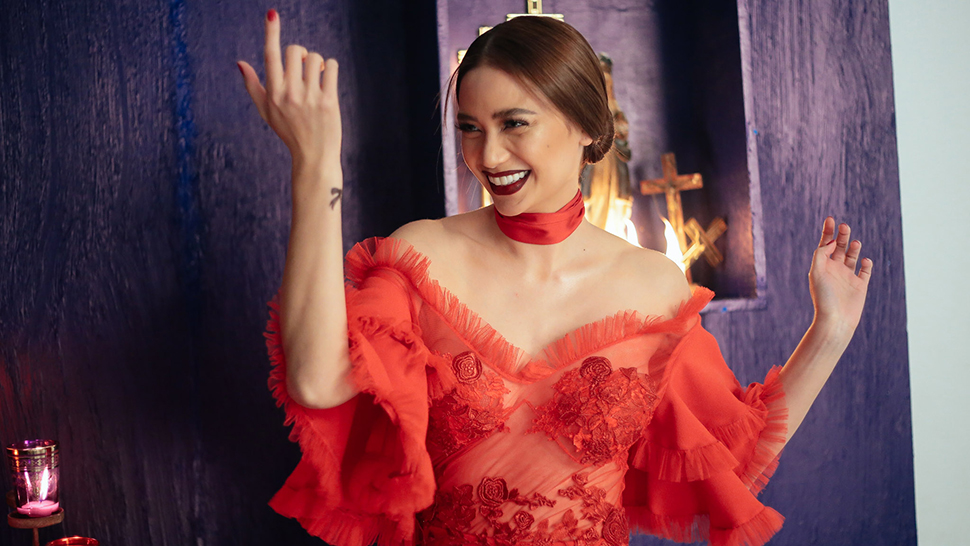 Watch: Arci Muñoz Sings Disney Songs In Metal