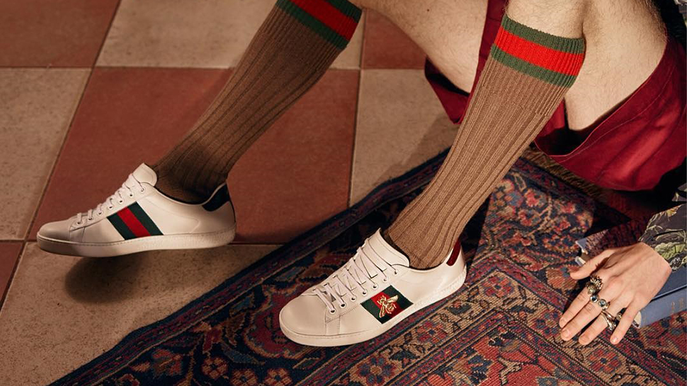 Ace The Sneaker Game With Gucci