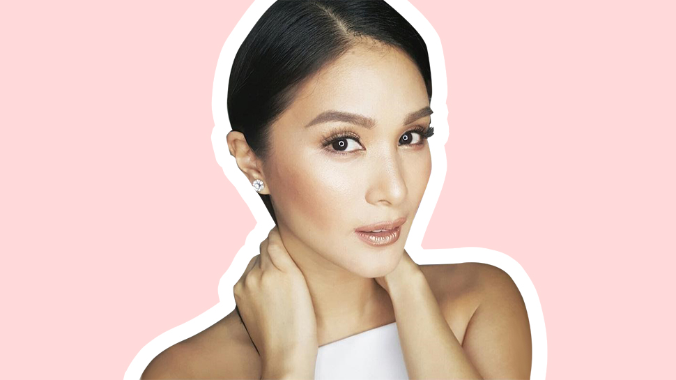 Heart Evangelista's Everyday Makeup Essentials