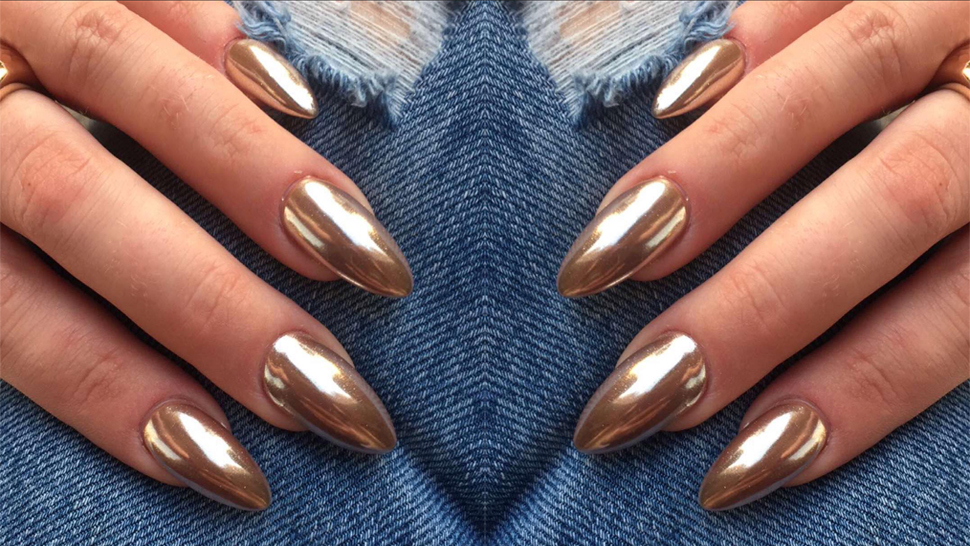 The Internet is Currently Obsessed with this Nail Trend