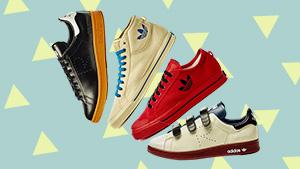 Raf Simons Is Giving Adidas Stan Smiths A Retro Twist