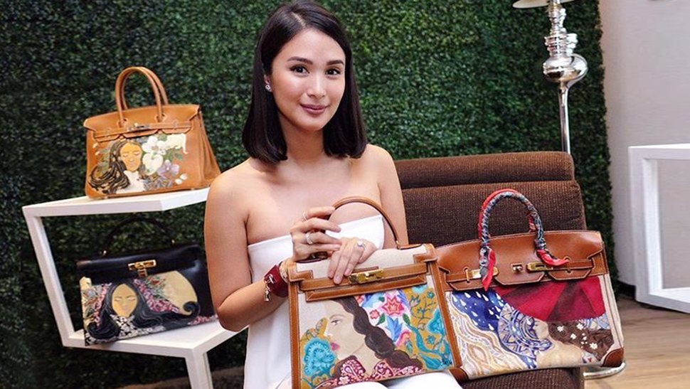 Heart Evangelista's Painted Bags Exhibit Is Finally Happening And You Shouldn't Dare Miss It