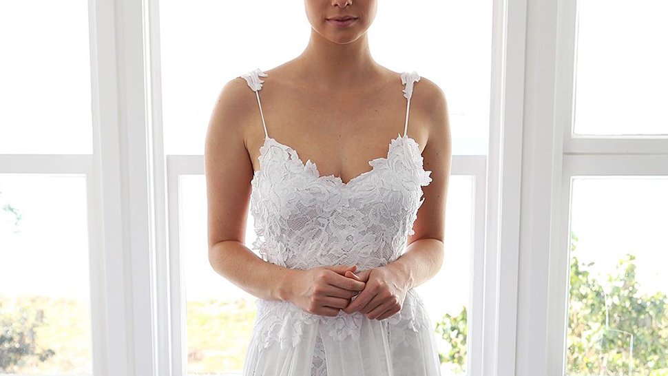 You Have To See The Most Popular Wedding Dress On Pinterest