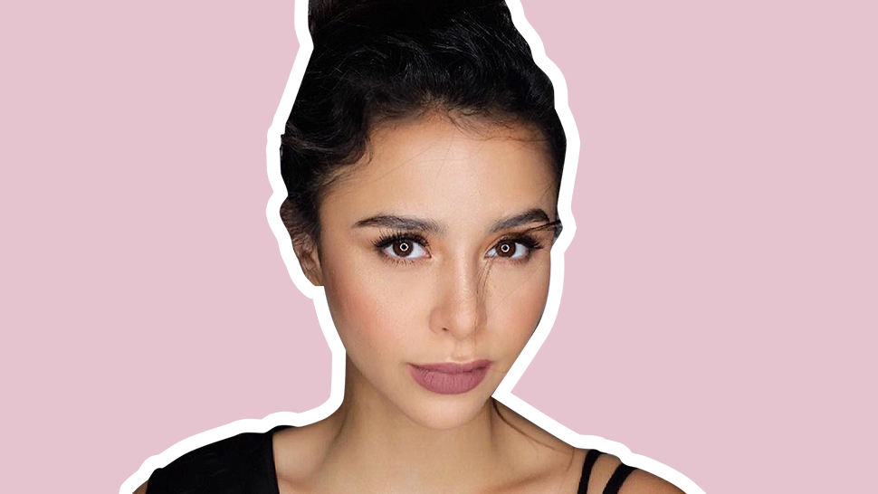 Here's What Yassi Pressman Used For Her Nude Lip