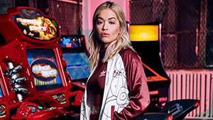 Rita Ora's New Collaboration With Adidas Will Bring You Nostalgia