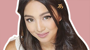Here Are The Exact Products You Need To Achieve Nadine Lustre's Pinkish Nude Lip