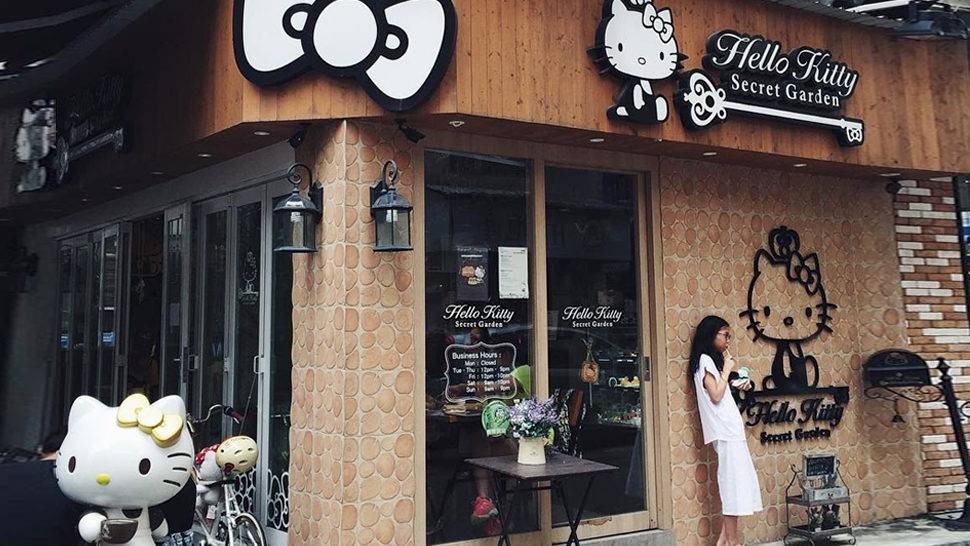 8 Instagram-Worthy Cafes In Hong Kong