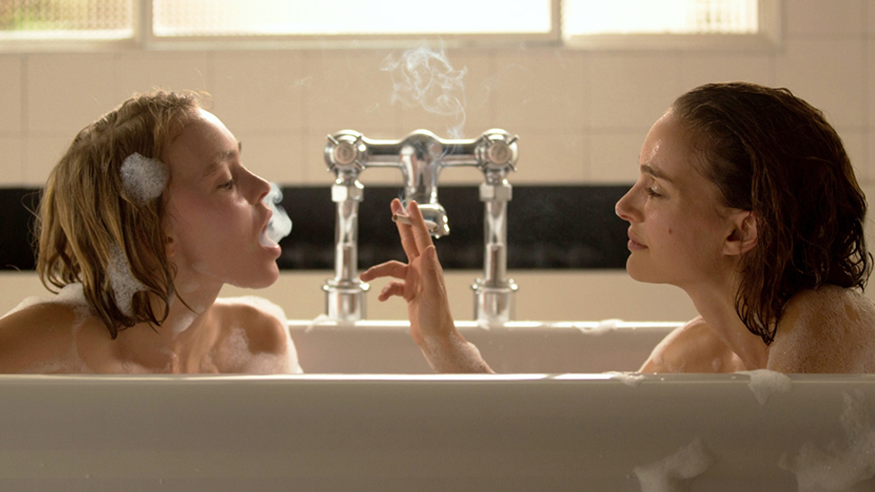 Here's a First Look at Lily Rose Depp and Natalie Portman's New Movie