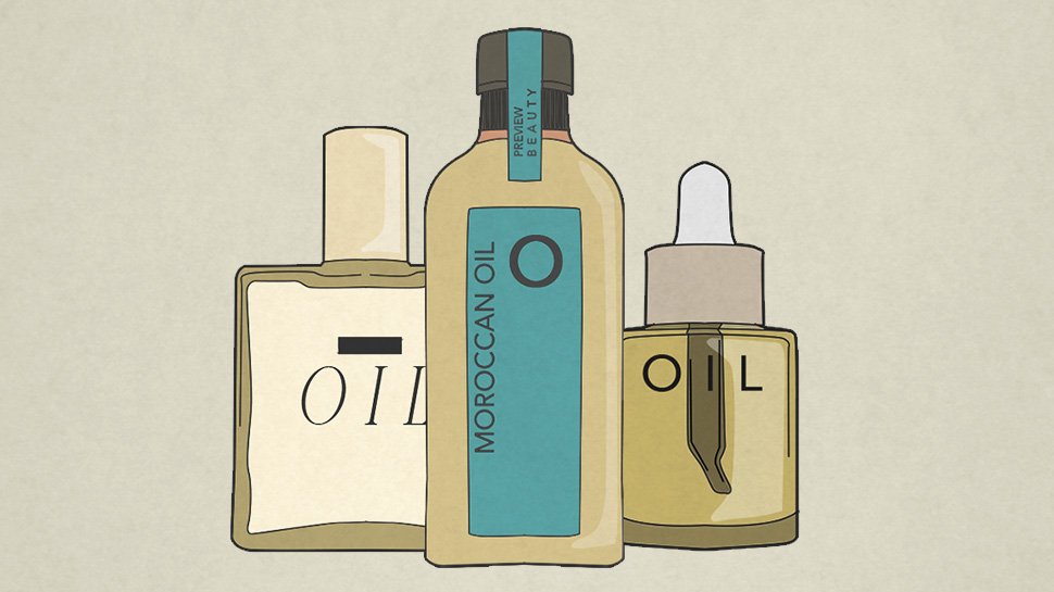 5 Oils That Improve Your Skin Without Making You Greasy