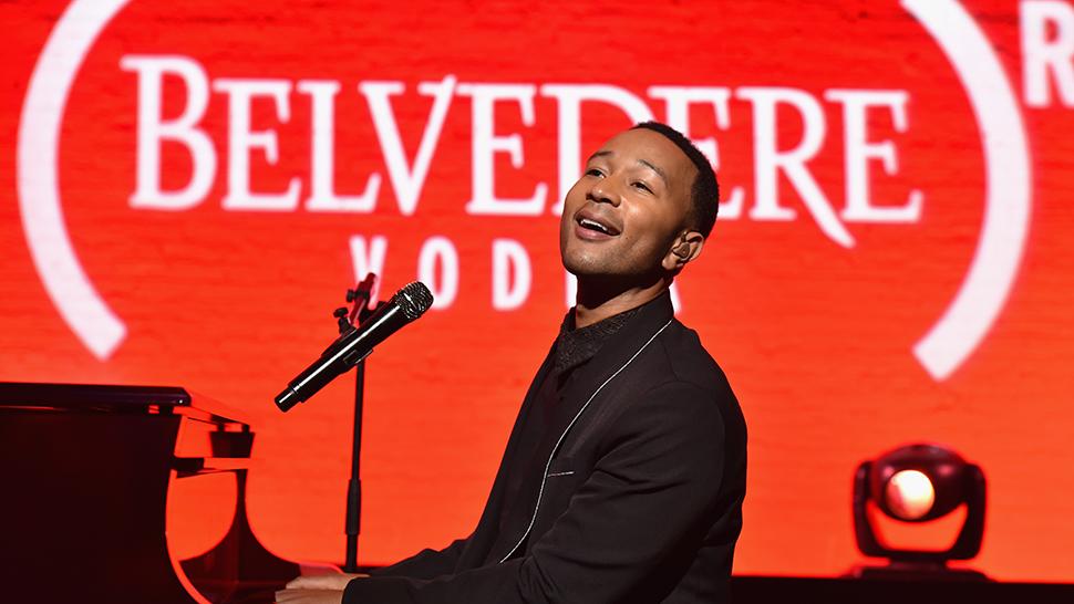 We Were Serenaded by John Legend