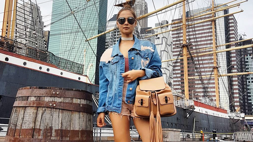 You Have to See Maja Salvador's OOTDs in New York