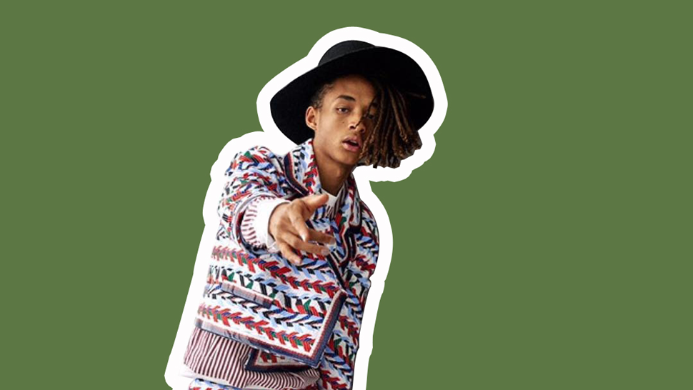 Jaden Smith Launches A Gender-neutral Clothing Line