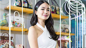 Here's What You Missed At The Opening Day Of Heart Evangelista's Painted Bags Exhibit