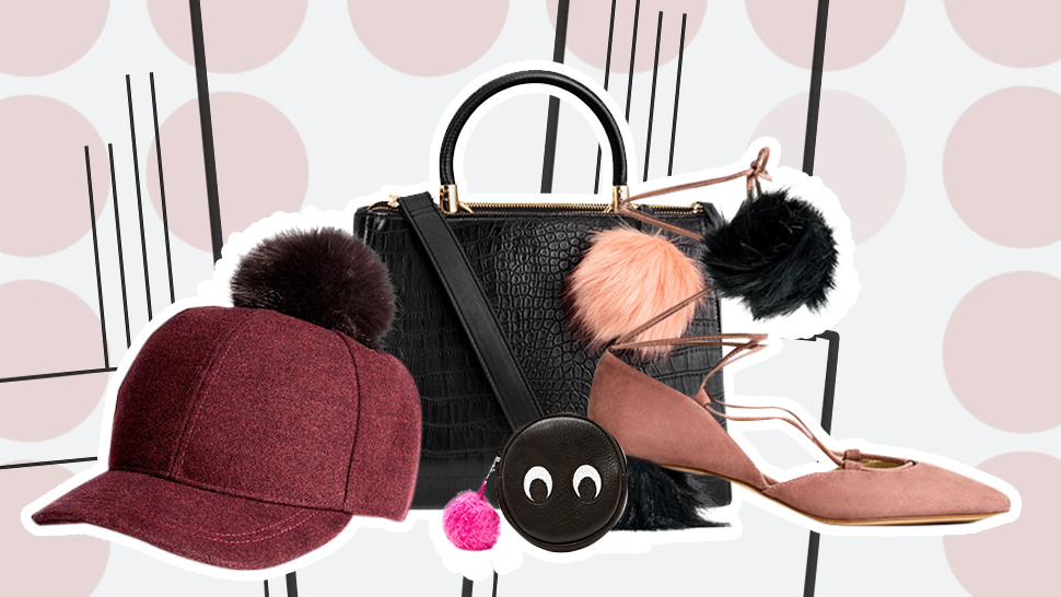 Here's Why You Need To Get Into The Pompom Trend, Stat!