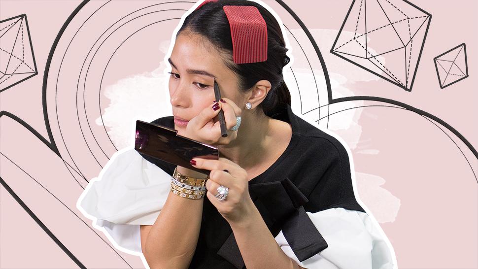 Watch Heart Evangelista Do Her Own Makeup