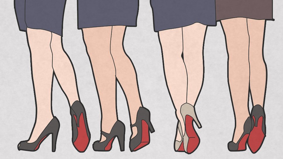 4 Of The World's Most Iconic Ladies Shoes