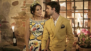 What Guests Wore To Isabelle Daza's Despedida De Soltera