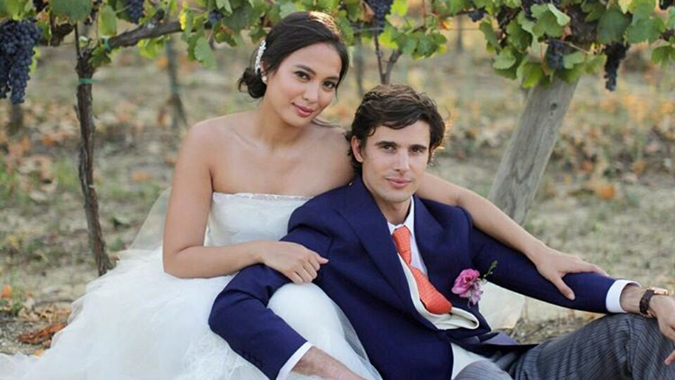 Isabelle Daza And Adrien Semblat's Wedding In Italy Is Every Girl's Dream Wedding