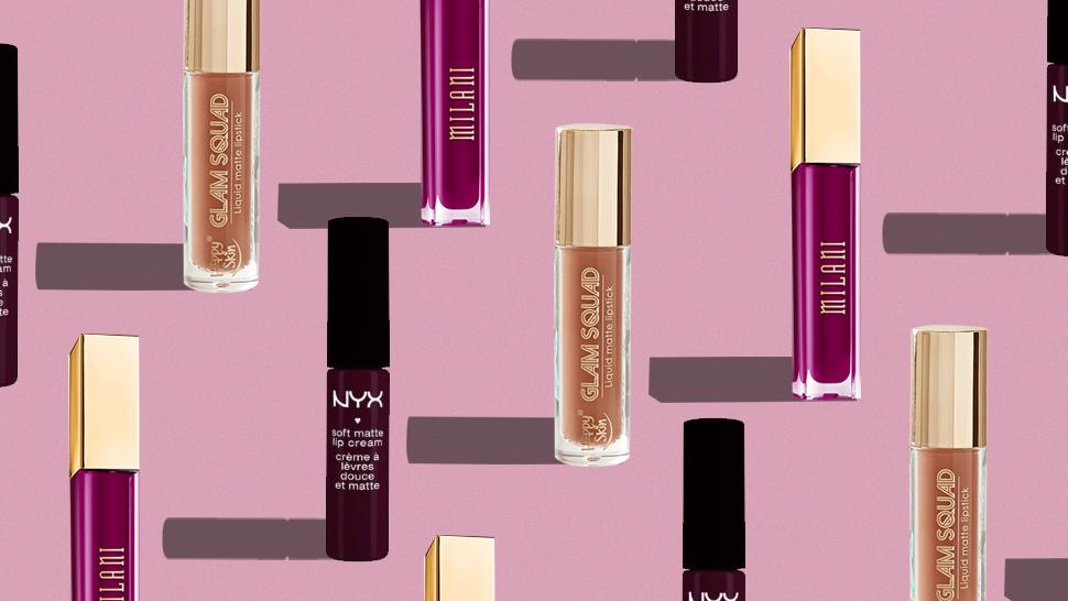 5 Matte Liquid Lipsticks Under P1500