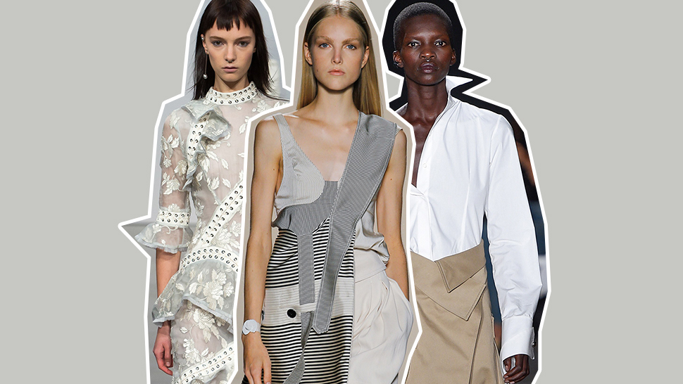 3 Trends From Nyfw Spring/summer 2017 That You Can Wear Now