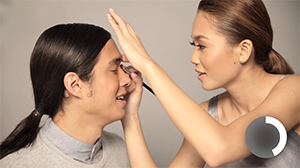 Tomiho Does The 5-minute Makeup Challenge