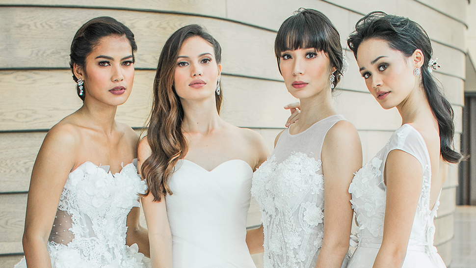 Francis Libiran Now Offers Made To Measure Bridal Gowns