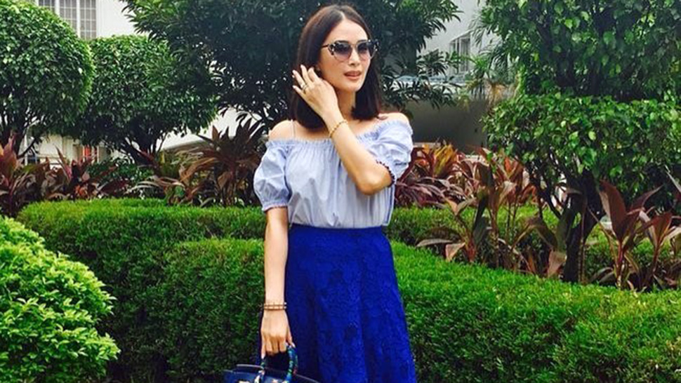 5 Colorful Ootds By Heart Evangelista