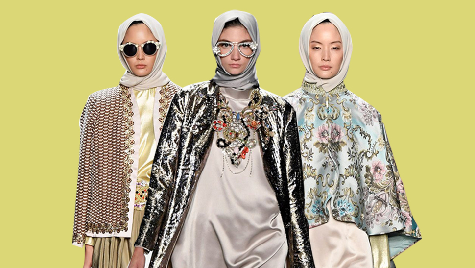 This Nyfw Collection Featuring Hijabs Is The First Of Its Kind