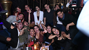 Party Highlights From Preview.ph Launch