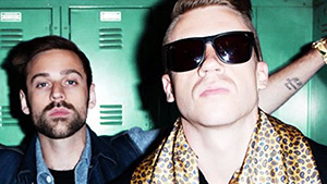 Macklemore And Ryan Lewis Live At The Palace Pool Club