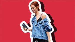 The Struggles Of Getting Into The Half-worn Jacket Trend