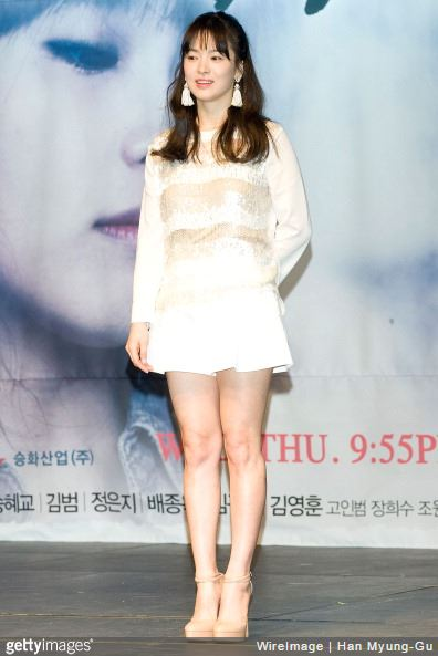 3 Designer Looks We Loved On Song Hye Kyo Preview