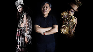 8th Red Charity Gala Puts The Spotlight On Designer Chito Vijandre
