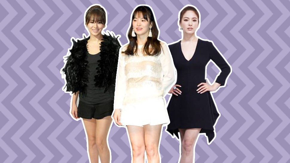 3 Designer Looks We Loved On Song Hye Kyo