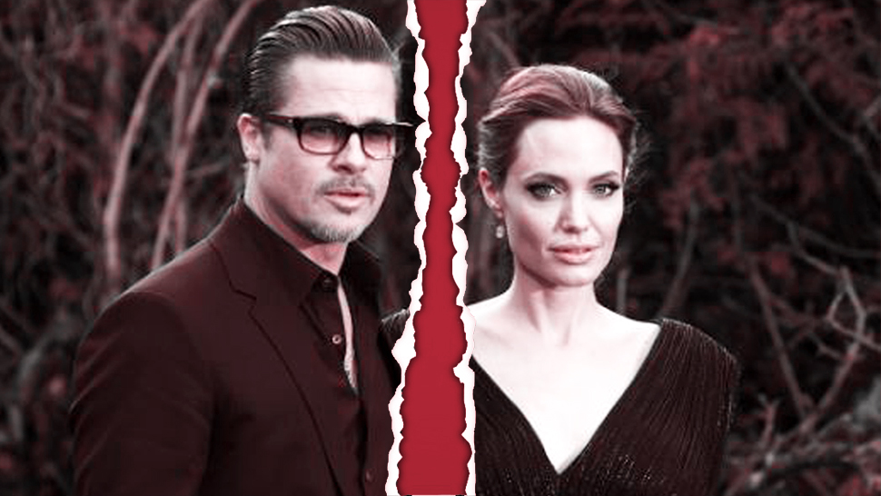 Brad Pitt and Angelina Jolie Are Getting a Divorce