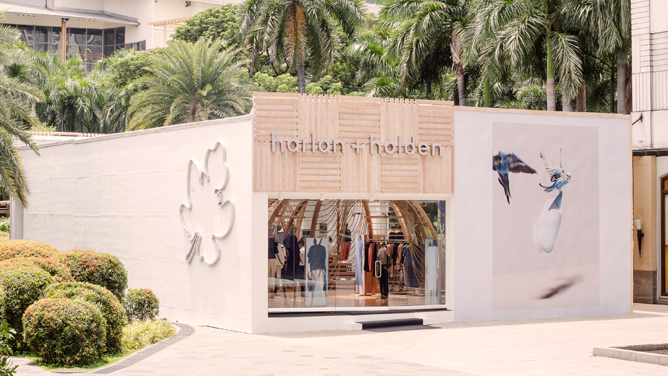 Fluidity Reigns at Harlan + Holden's Biggest Pop-up Store