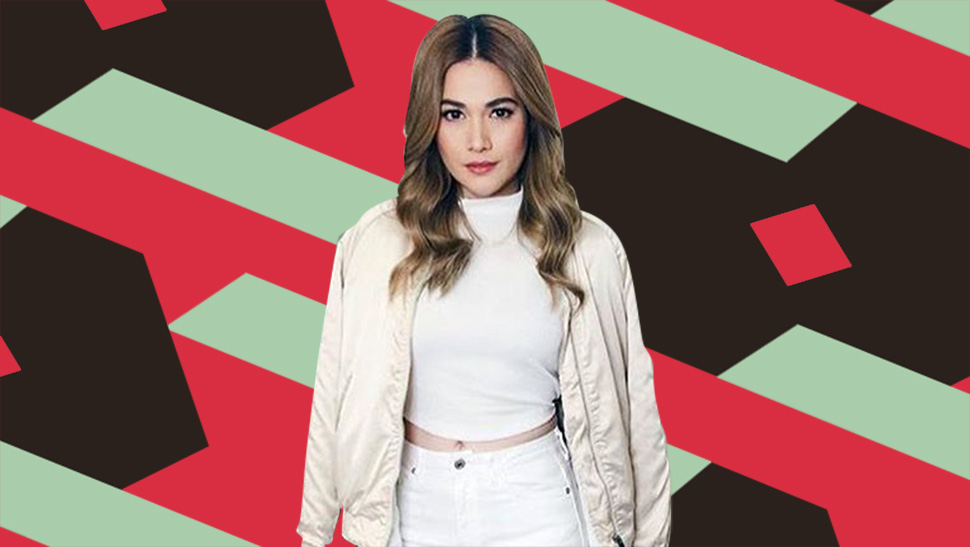 Lotd: Bea Alonzo's All-white Ensemble