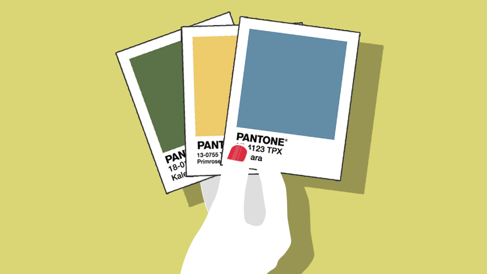 Here are Pantone's Color Predictions for 2017