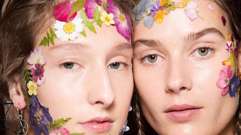 This Is How a London Designer Reinvented the Flower Crown