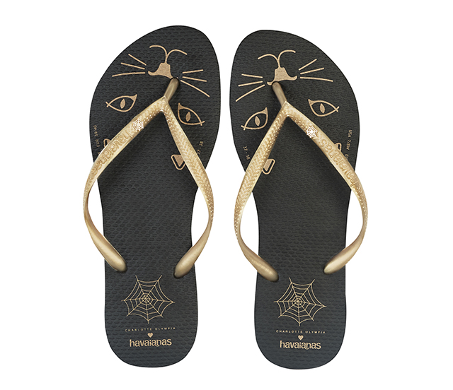 e6d08056b You Can Now Shop The Havaianas X Charlotte Olympia Collab At Lcp