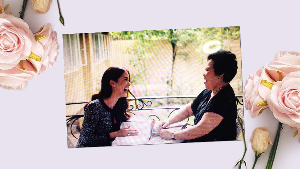 Heart Evangelista Pays Tribute to Sen. Miriam Defensor Santiago