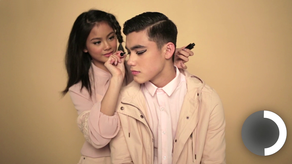 Bailona Does The 5-minute Makeup Challenge