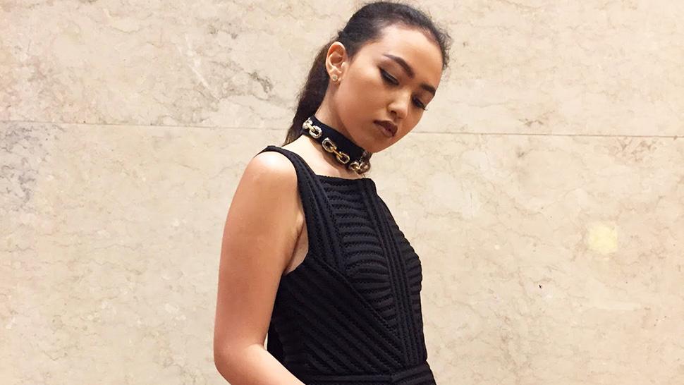 Lotd: Renee De Guzman Goes Goth In Francis Libiran