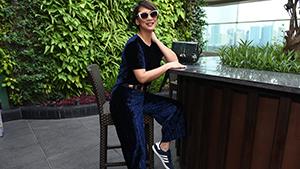 Lotd: Jenni Epperson's Velvety Streetwear