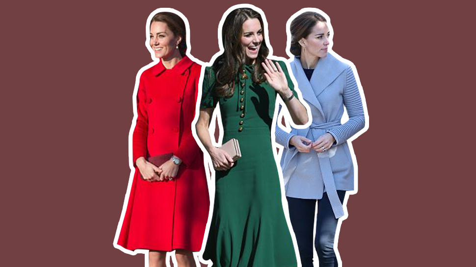 Every Outfit Kate Middleton Wore During Her Canadian Royal Tour
