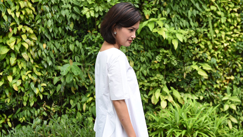 LOTD: Daphne Paez's White Top Upgrade