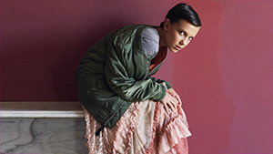 Stranger Things' Millie Bobby Brown Fronts Her First Magazine Cover
