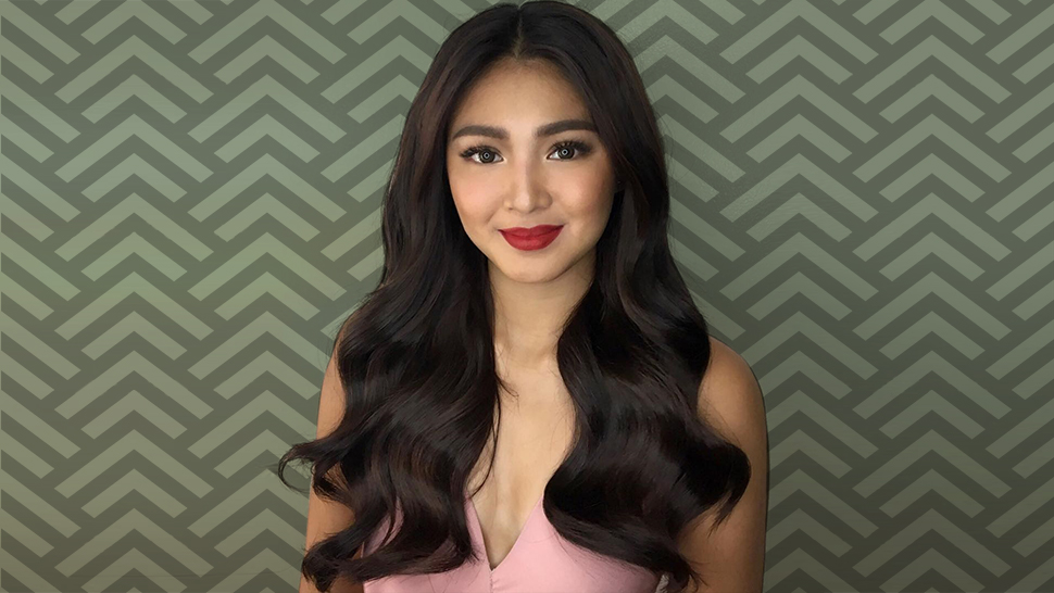 Here's What You Need to Cop Nadine Lustre's Vampy Red Lip